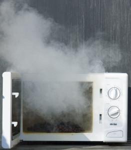 Утилизация микроволновых печей