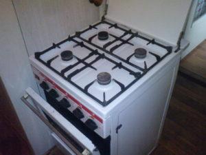 Утилизация газовых плит Василеостровский